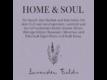 Kép 5/7 - HOME&SOUL szobaillatosító Levendula 250ml