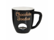 CHOCOLATE FONDUE fondue bögre fekete