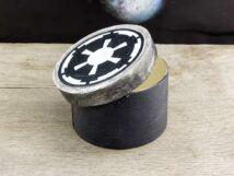 Galaktikus Birodalom fekete ékszertartó fa doboz