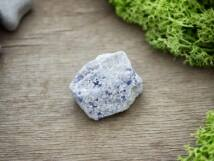 Szodalit ásvány törmelék