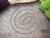 Réz nyaklánc 55 cm