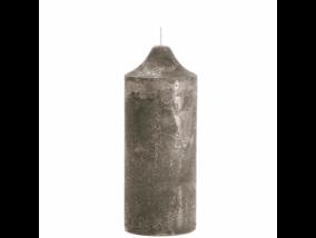 FANCY FLAME gyertya világos barna 100/250