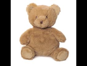 Sander maci - barna, kicsi 21 cm Teddykompaniet