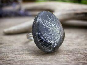 Kitárulkozás műgyanta gyűrű