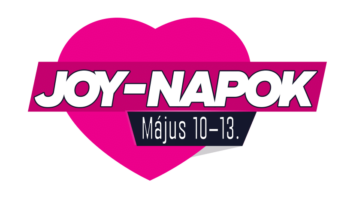 Joy-napok május 9-13.