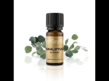 Eukaliptusz illóolaj, 10 ml