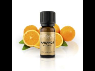 Narancs illóolaj, 10 ml