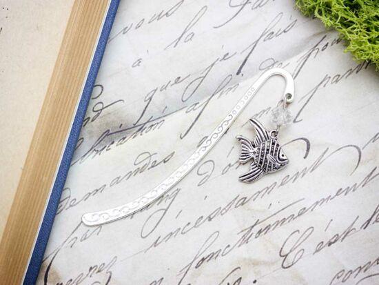Tündéri vitorláshal könyvjelző