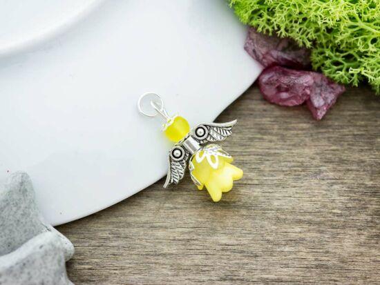 Sárga angyal medál