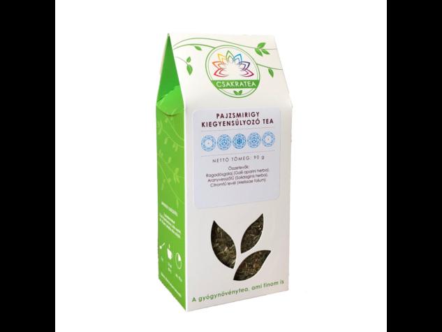 Pajzsmirigy kiegyensúlyozó tea, 90g