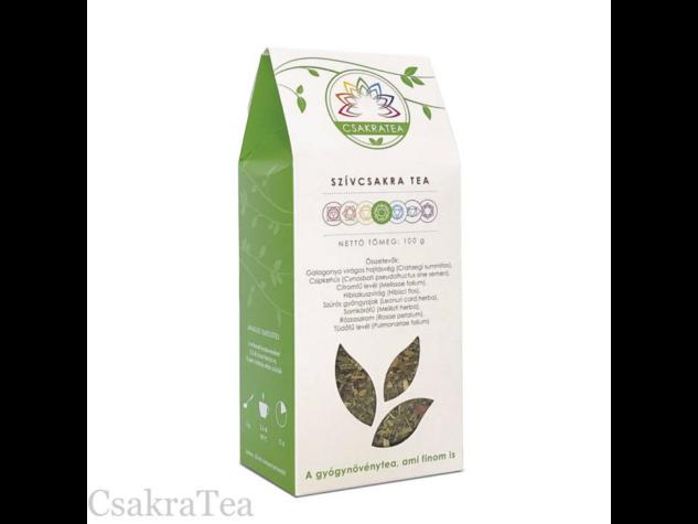 Szívcsakra tea, 100g